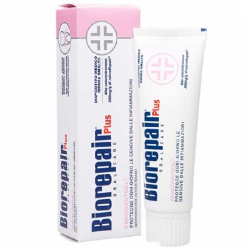 Зубная паста BIOREPAIR PLUS PARODONTGEL Зубная паста  75ml