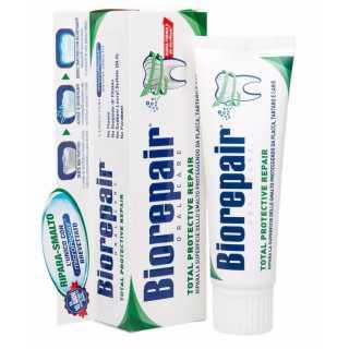 Зубная паста BIOREPAIR TOTAL PROTECTION для комплексной защиты  75ml