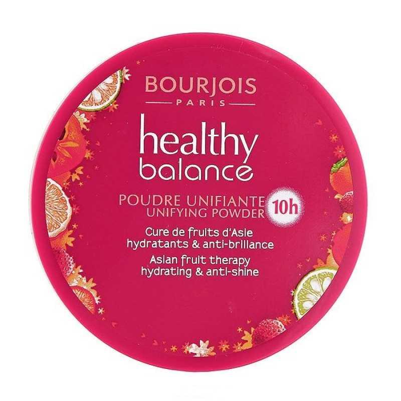 Пудра  выравнивающая Bourjois Healthy Balance