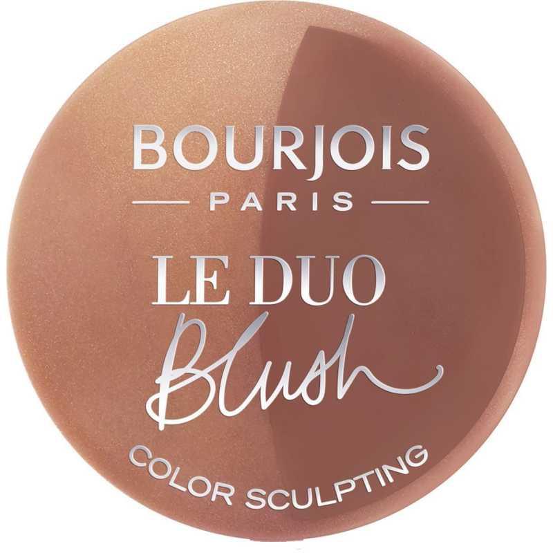 Румяна двойные Bourjois  Le Duo Blush