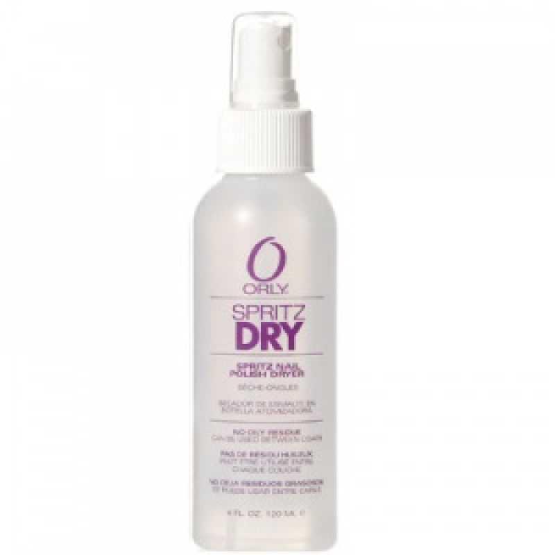 ORLY Spritz Dry спрей сушка 120 мл