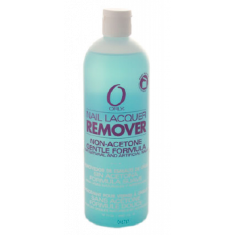 ORLY Gentle Remover (жид. для снятия лака без ацетона )  480 мл