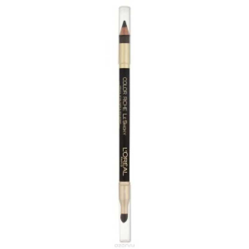L,OREAL карандаш для глаз Колор Риш 201 Итальянский эспресс