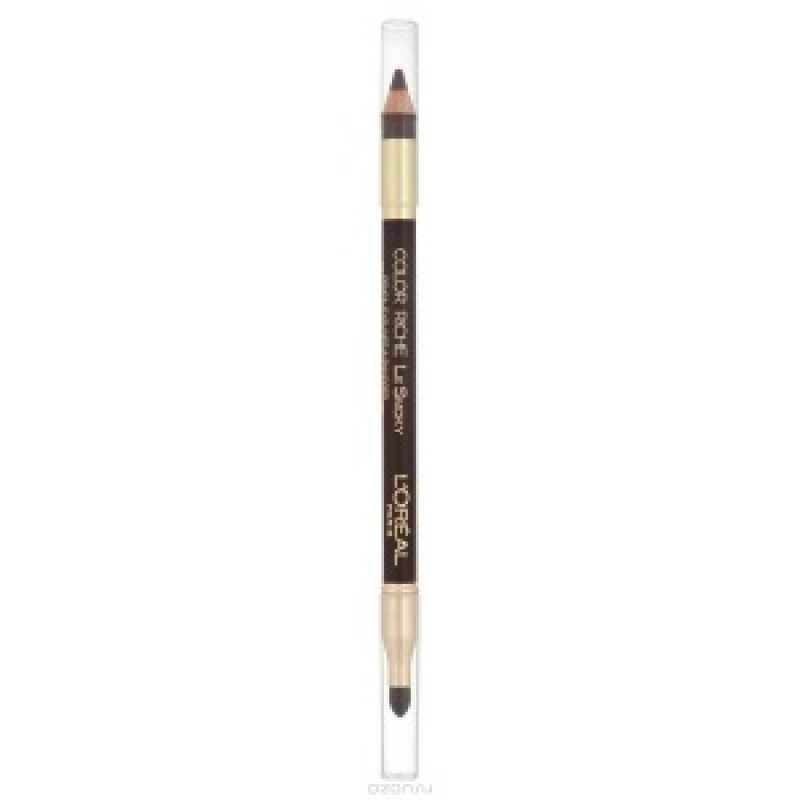 L,OREAL карандаш для глаз Колор Риш 204 Швейцарский шоколад