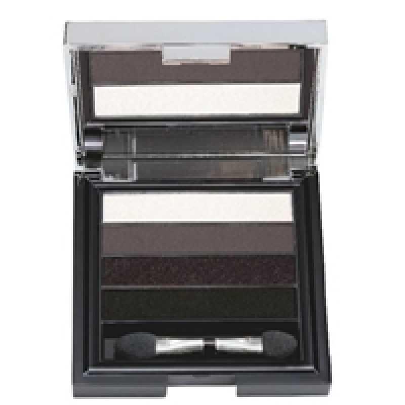 PUPA Тени Vamp! Palette 4 - Eyeshadow Palette Liquid Powder Effect