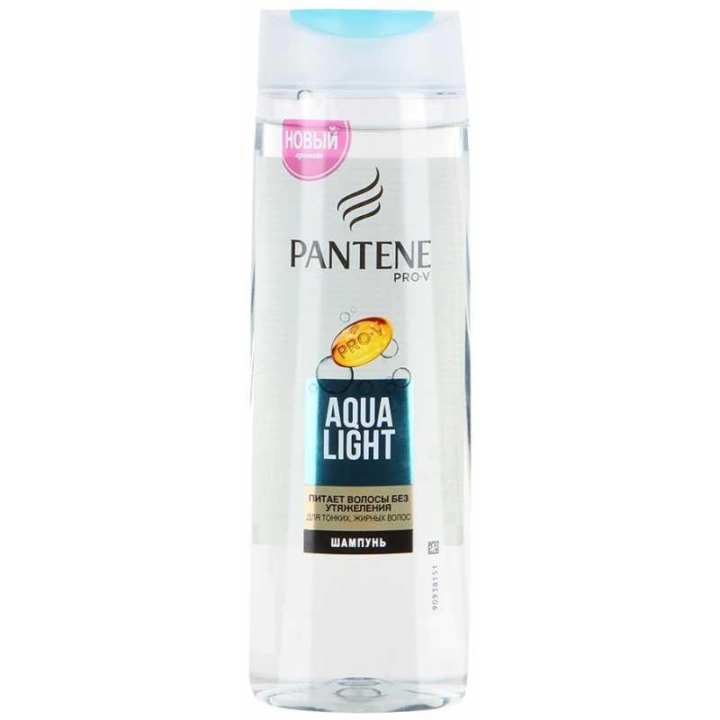Шампунь Pantene Pro-V Aqua Light, 400 мл