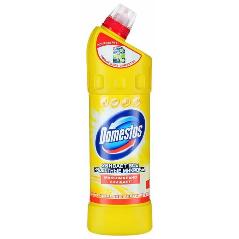 Средство чистящее Domestos Лимонная свежесть, 500 мл