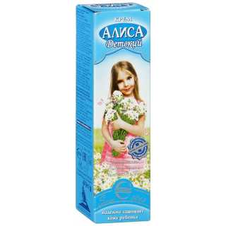 Крем Свобода Алиса Детский, 40 гр