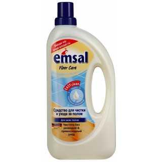 Средство Emsal для чистки и ухода за полом, 1 л