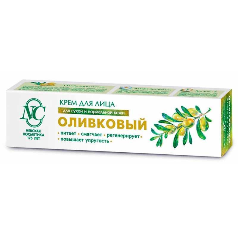Крем для лица Невская Косметика Оливковый, 40 мл