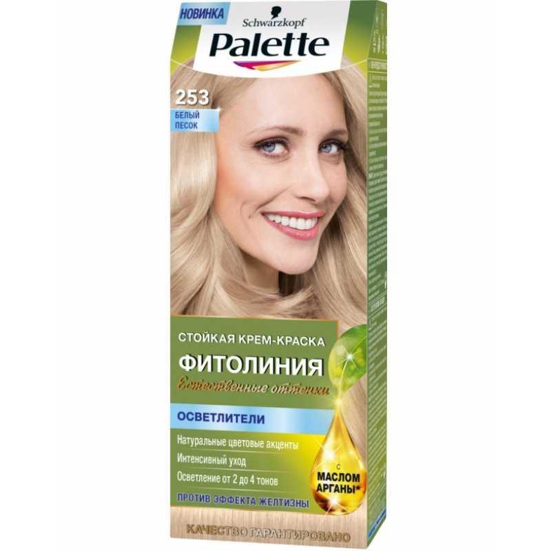 Краска для волос Palette Фитолиния 253 Белый песок, 50 мл