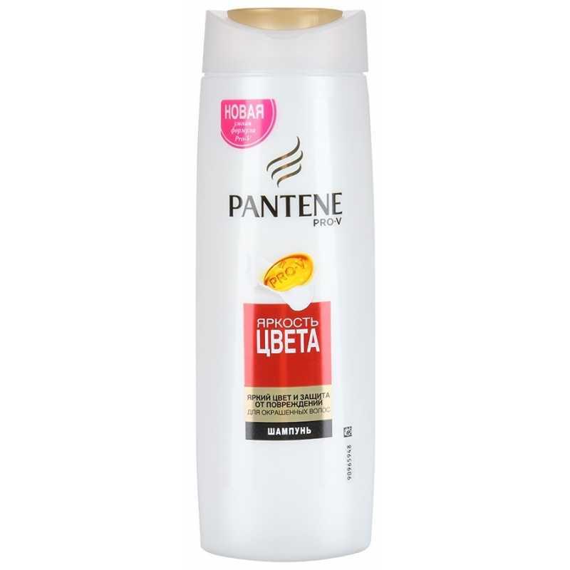 Шампунь Pantene Pro-V Яркость цвета, 250 мл