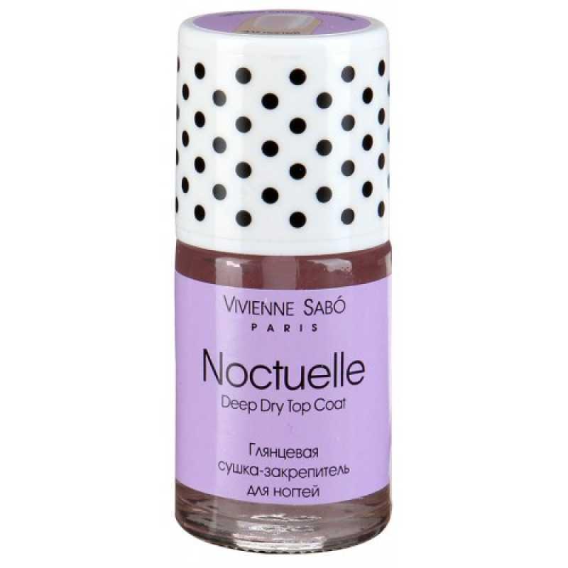 Сушка-закрепитель для ногтей Noctuelle глянцевая Vivienne Sabo